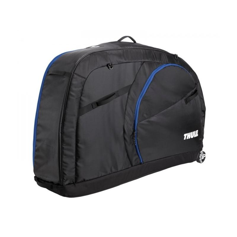 Housse de transport pour v lo thule roundtrip traveler 100503 for Housse transport velo